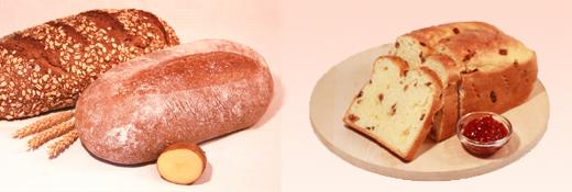 Spezielle Brote